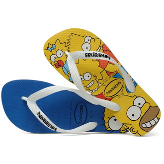 flip-flops unisex The Simpsons - HAVAIANAS, HAVAIANAS