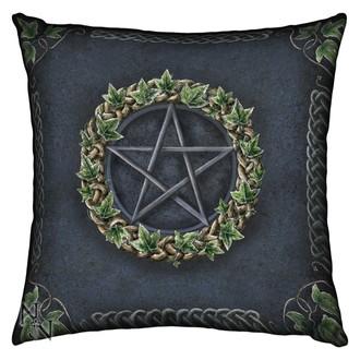 pillow Cushion Ivy Pentagram