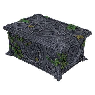 box (decoration) Wiccan Pentagram