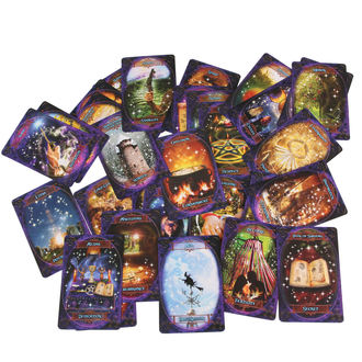 Tarot cards Witches Wisdom