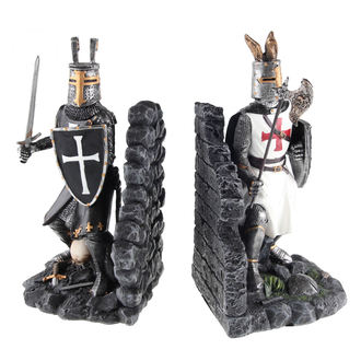 decoration (bookends) The Duel Bookends