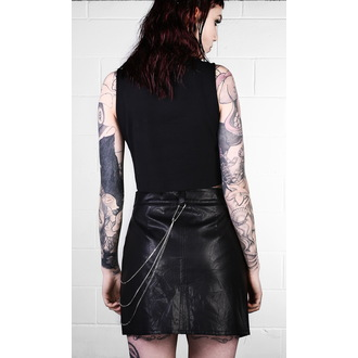 skirt women's DISTURBIA - NOWHERE, DISTURBIA