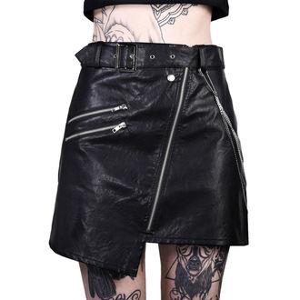 skirt women's DISTURBIA - NOWHERE, DISTURBIA