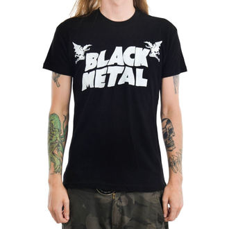 t-shirt gothic and punk men's - BLACK METAL - TOO FAST, TOO FAST