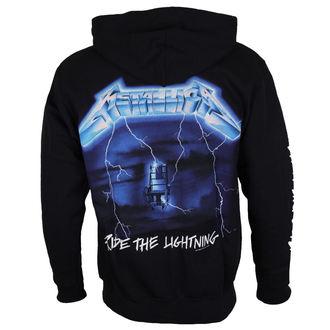 hoodie men's Metallica - Ride The Lightening -, Metallica