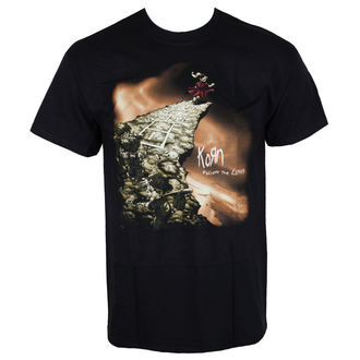 t-shirt metal men's Korn - Follow The Leader -, Korn