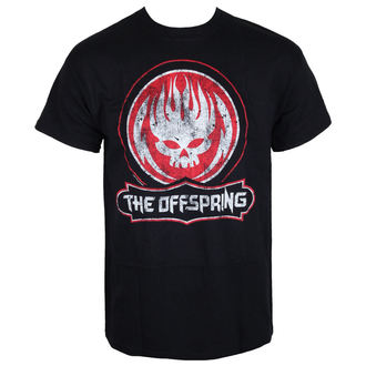 t-shirt metal men's Offspring - Distressed Skull - NNM, NNM, Offspring