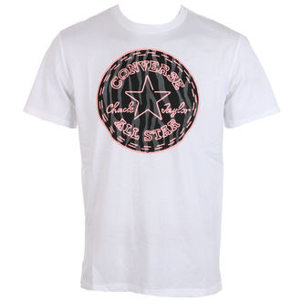 t-shirt street men's - Neon CP Tiger - CONVERSE, CONVERSE
