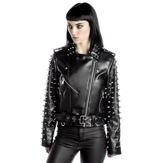 leather jacket women's - Billie - KILLSTAR, KILLSTAR