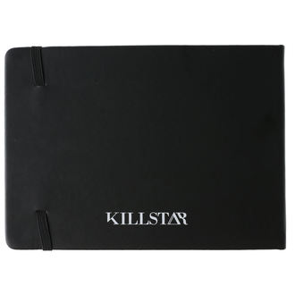 writing notepad KILLSTAR - Astrology Journal - Black, KILLSTAR
