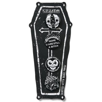 badges KILLSTAR - Badge Up - Black, KILLSTAR