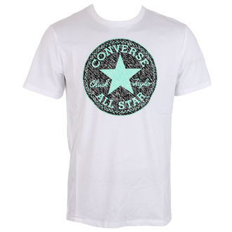 t-shirt street men's - CP Knit - CONVERSE, CONVERSE