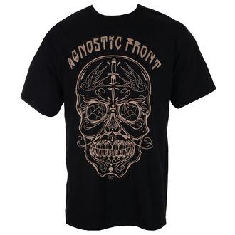 t-shirt men AGNOSTIC FRONT - SUGAR SKULL - RAGEWEAR, RAGEWEAR, Agnostic Front