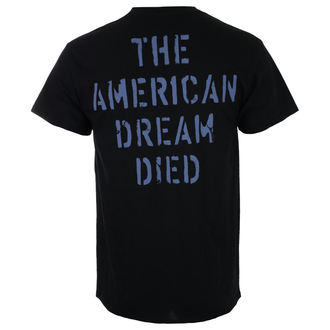 t-shirt metal men's Agnostic Front - STATUE SKULL - RAGEWEAR, RAGEWEAR, Agnostic Front