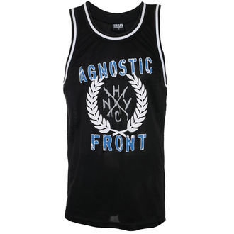 top men AGNOSTIC FRONT - THE AMERICAN DREAM DIED - Black - RAGEWEAR, RAGEWEAR, Agnostic Front