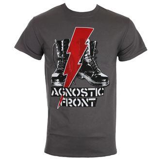 t-shirt metal men's Agnostic Front - BLITZ BOOTS - RAGEWEAR, RAGEWEAR, Agnostic Front