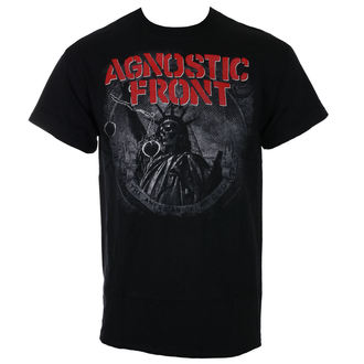 t-shirt metal men's Agnostic Front - THE AMERICAN DREAM DIED - RAGEWEAR, RAGEWEAR, Agnostic Front