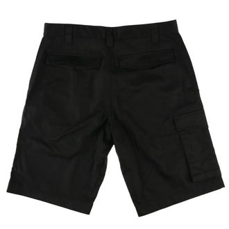 Shorts men's AGNOSTIC FRONT - LOWER EASTSIDE - Black - RAGEWEAR, RAGEWEAR, Agnostic Front