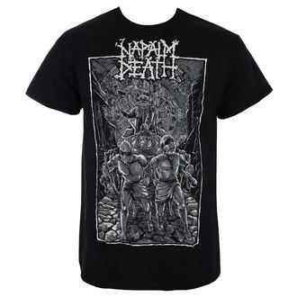t-shirt metal men's Napalm Death - Manslyer - RAGEWEAR, RAGEWEAR, Napalm Death