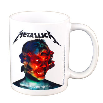 cup METALLICA - PYRAMID POSTERS, PYRAMID POSTERS, Metallica