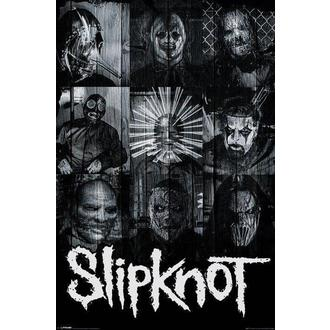 poster Slipknot - PYRAMID POSTERS - PP33532