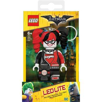 key ring (pendant) Lego Batman - Harley Quinn