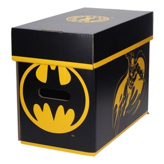 Cardboard box DC Comics Batman