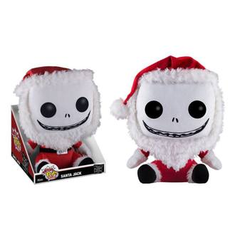 Plush toy Nightmare Before Christmas - Santa
