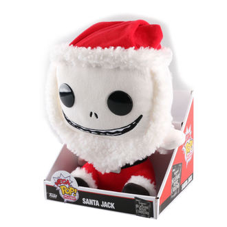 Plush toy Nightmare Before Christmas - Santa, NIGHTMARE BEFORE CHRISTMAS
