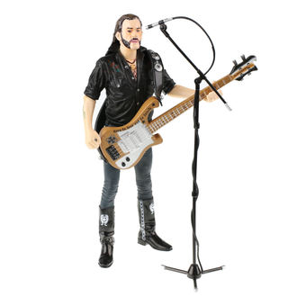 Action Figure Motörhead - Lemmy Kilmister - Guitar Cross