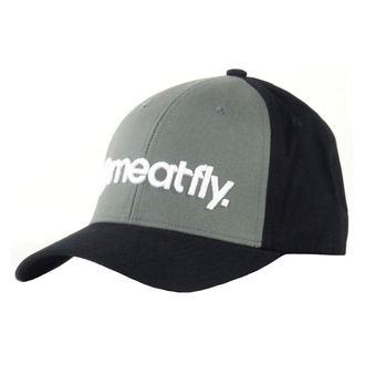 cap MEATFLY - Trademark - B - Gray, MEATFLY