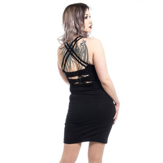 dress women VIXXSIN - RENITA - BLACK, VIXXSIN
