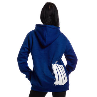 hoodie women's Doctor Who - TARDIS GRAFFITI -