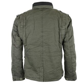 winter jacket - Britannia - BRANDIT - 9390-olive