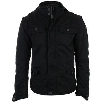 winter men´s jacket BRANDIT - Britannia - Black - 9390/2