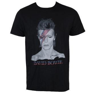 t-shirt metal men's David Bowie - Aladdin - ROCK OFF, ROCK OFF, David Bowie