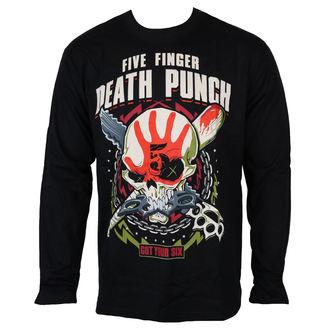 t-shirt metal men's Five Finger Death Punch - Black - ROCK OFF, ROCK OFF, Five Finger Death Punch