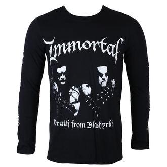 t-shirt metal men's Immortal - Wrath - NUCLEAR BLAST, NUCLEAR BLAST, Immortal