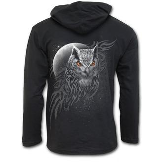 hoodie men's - WINGS OF WISDOM - SPIRAL - E022M469