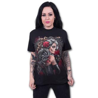 t-shirt men's - DEAD TATTOO - SPIRAL, SPIRAL