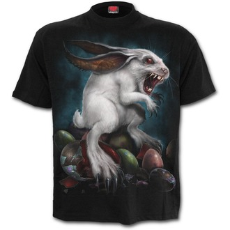 t-shirt men's - RABBIT HOLE - SPIRAL - K047M121