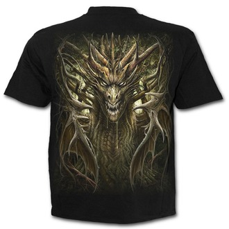 t-shirt men's - DRAGON FOREST - SPIRAL, SPIRAL