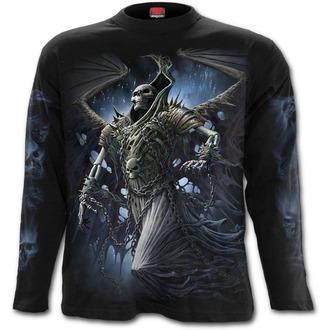 t-shirt men's - WINGED SKELTON - SPIRAL, SPIRAL