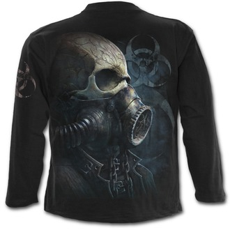 t-shirt men's - BIO-SKULL - SPIRAL, SPIRAL