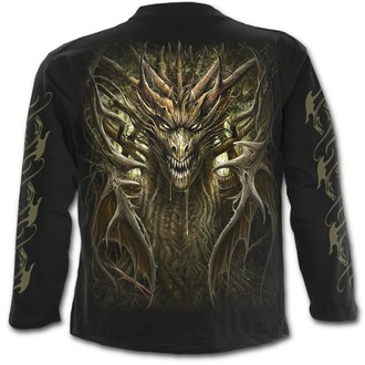 t-shirt men's - DRAGON FOREST - SPIRAL - L036M301