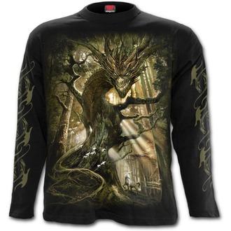 t-shirt men's - DRAGON FOREST - SPIRAL - L036M301