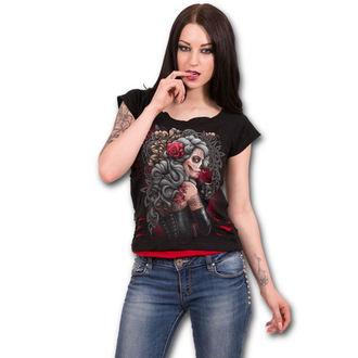 t-shirt women's - DEAD TATTOO - SPIRAL, SPIRAL