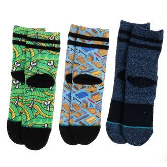 socks children's (set 3 pairs) Thrasher - MULTI