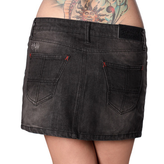 skirt women's HYRAW - CROSS - HY246