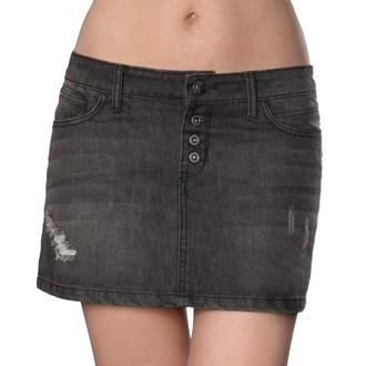 skirt women's HYRAW - CROSS, HYRAW